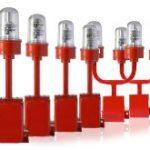 Balizamiento de Baja Intensidad (Luces Rojas fijas)1