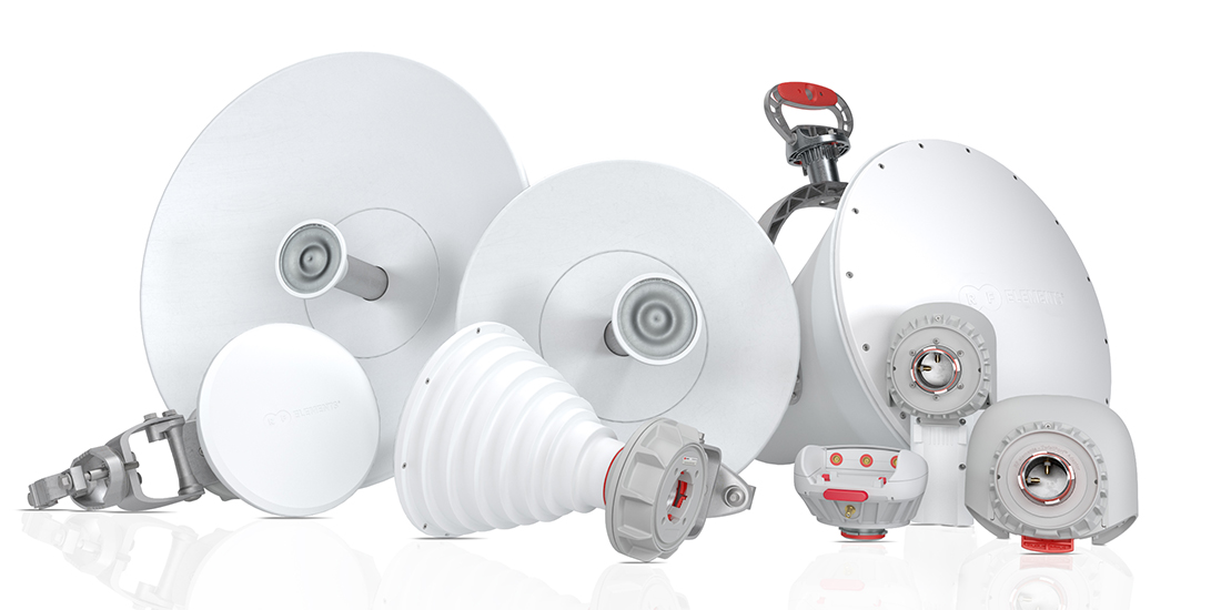 Antenas RF elements