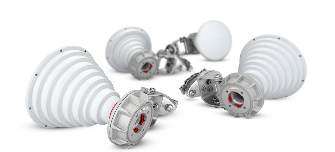 Antenas Horn Simétricas TP