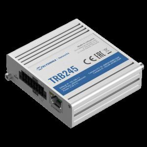 Gateway CAT4 Dual SIM, I/O, GNSS, RS232/485, 1xFE